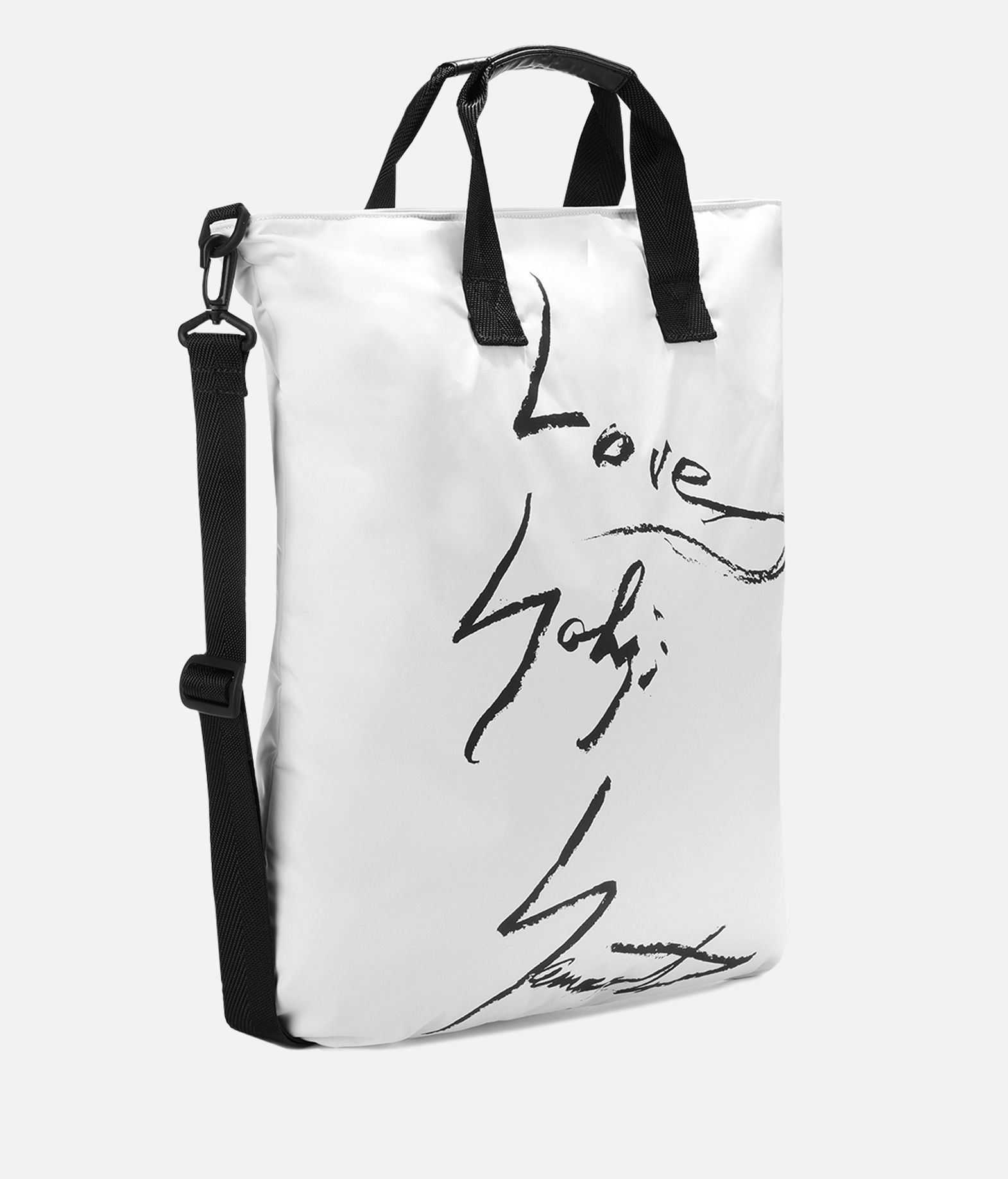 Y-3 Y-3 GRAPHIC TOTE Shoulder bag E r