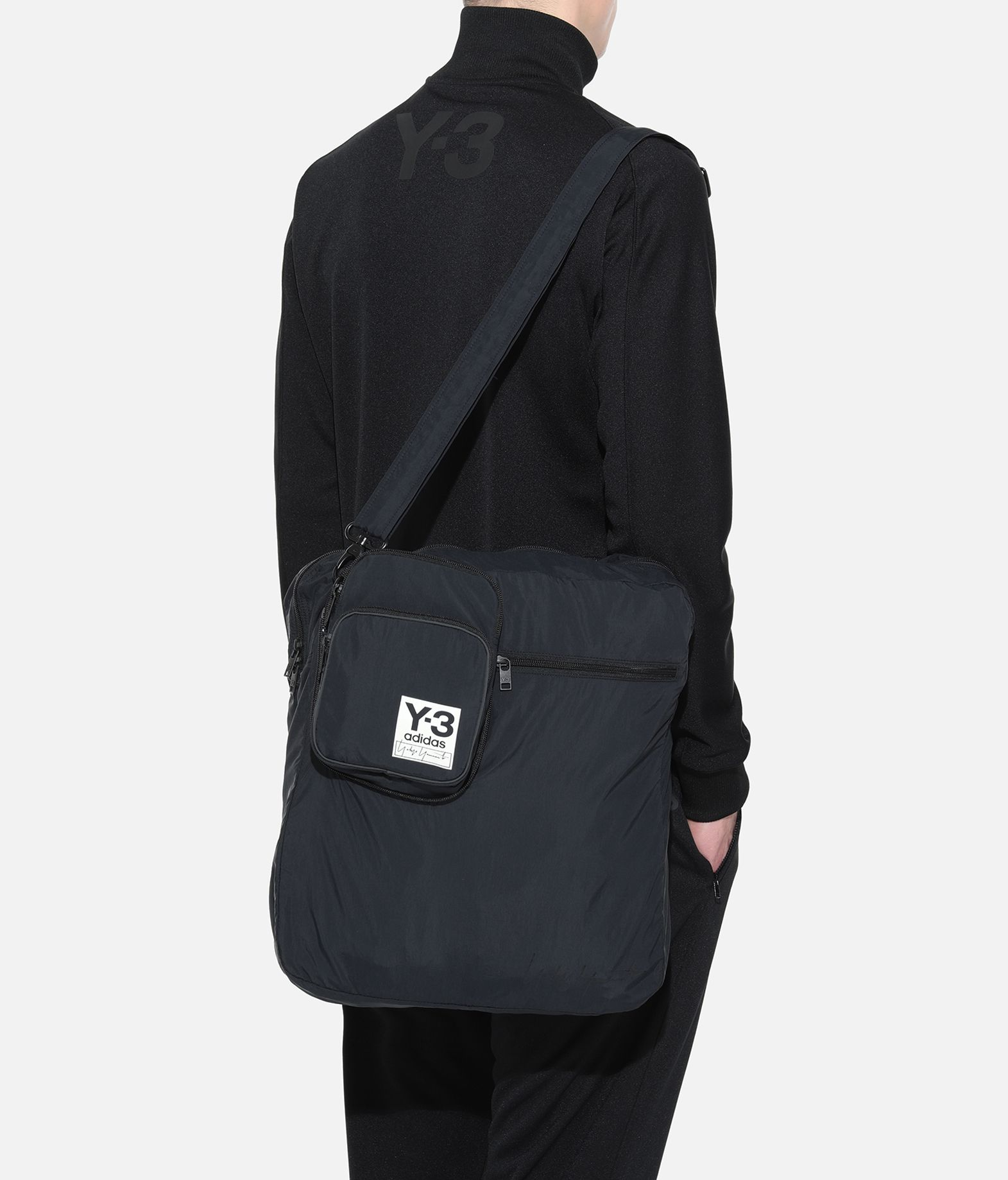 Y-3 Y-3 Packable Airliner Bag ショルダーバッグ E r