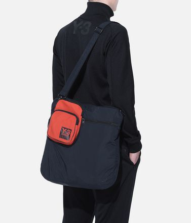 Y-3 Shoulder bag E Y-3 Packable Airliner Bag r
