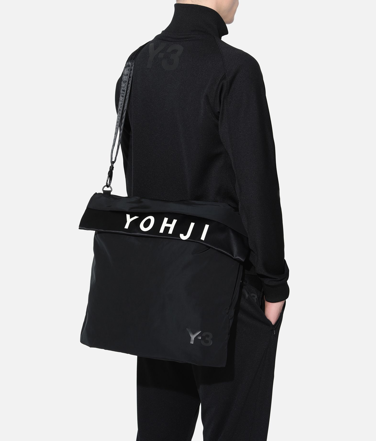 Y-3 Y-3 Tote Bag ショルダーバッグ E r