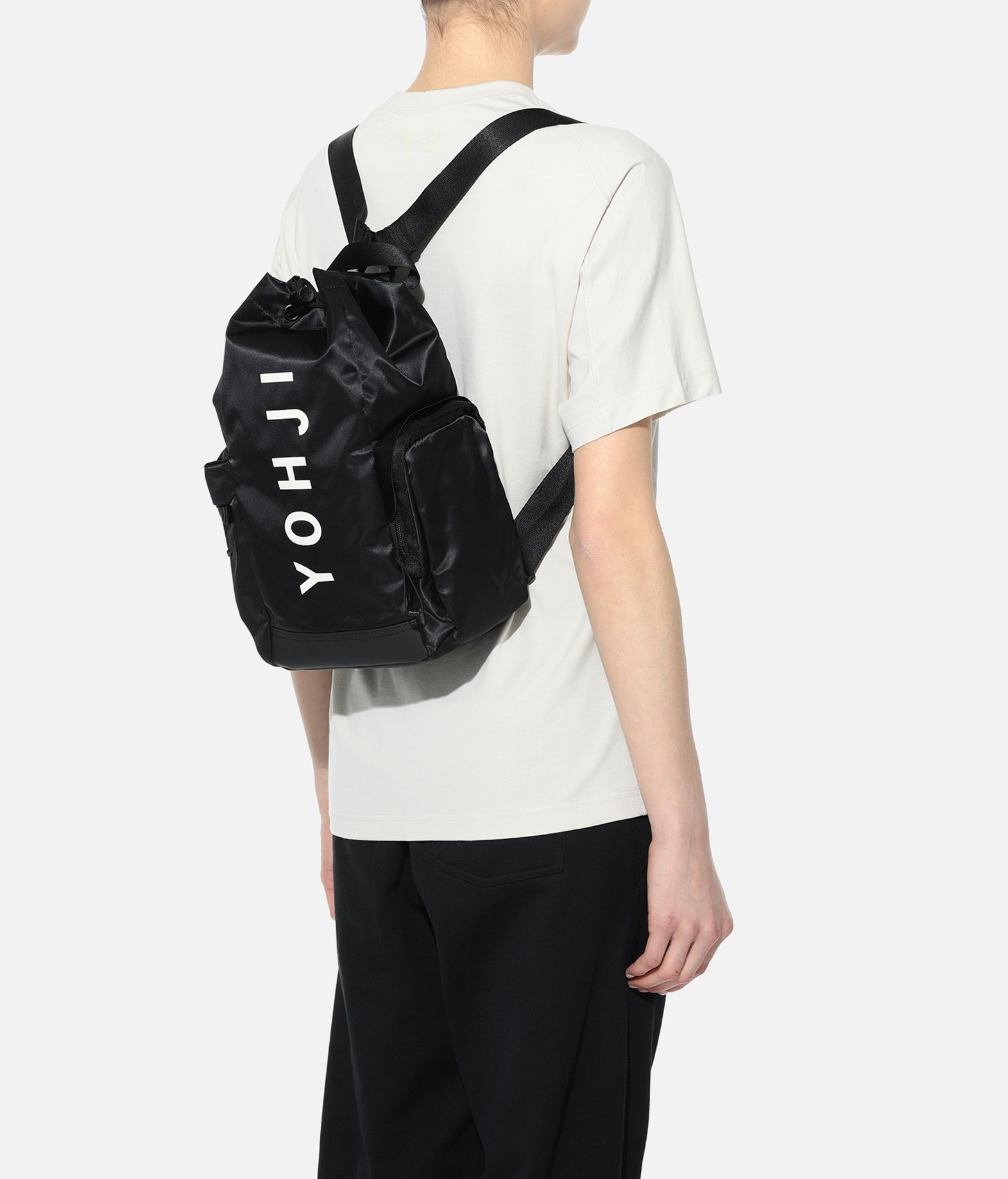 Y-3 Y-3 Mini Backpack Backpack Woman r