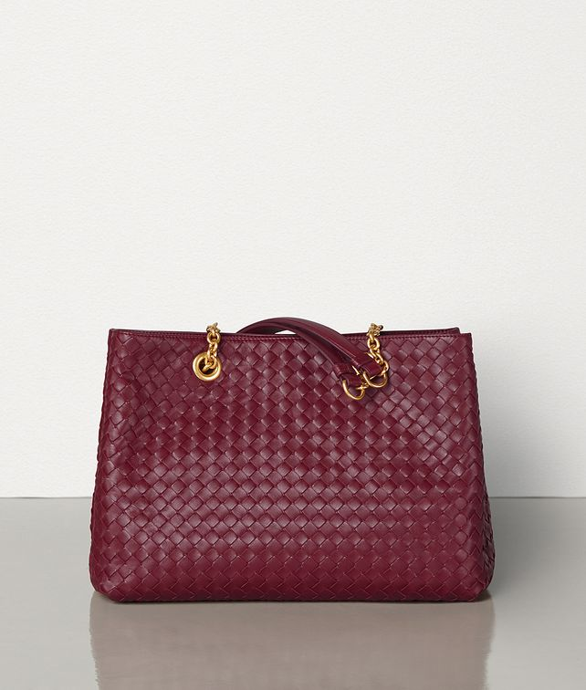 BOTTEGA VENETA SMALL TOTE IN INTRECCIATO NAPPA Tote Bag [*** pickupInStoreShipping_info ***] fp