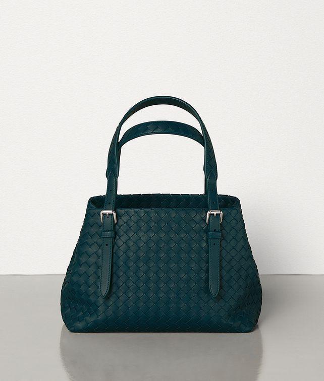 BOTTEGA VENETA MINI CESTA BAG IN INTRECCIATO NAPPA Tote Bag Woman fp