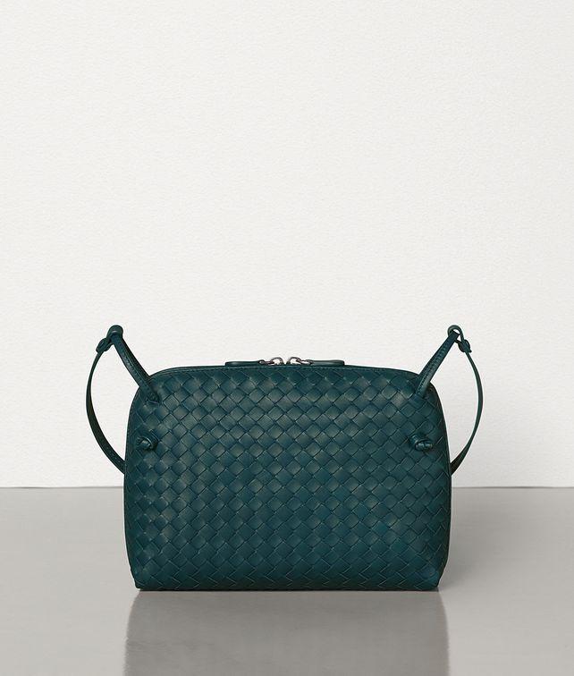 BOTTEGA VENETA NODINI BAG IN INTRECCCIATO NAPPA Crossbody and Belt Bags Woman fp