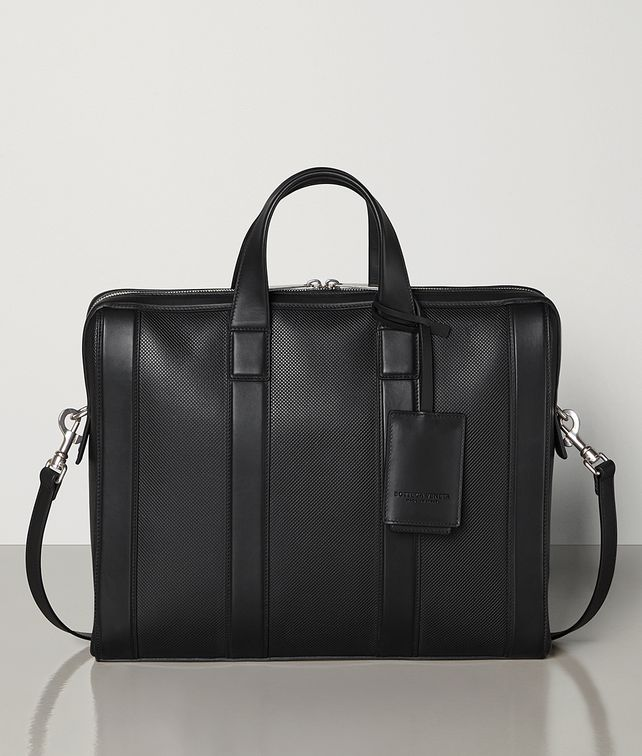 BOTTEGA VENETA BRIEFCASE IN MARCOPOLO CALFSKIN Business bag Man fp