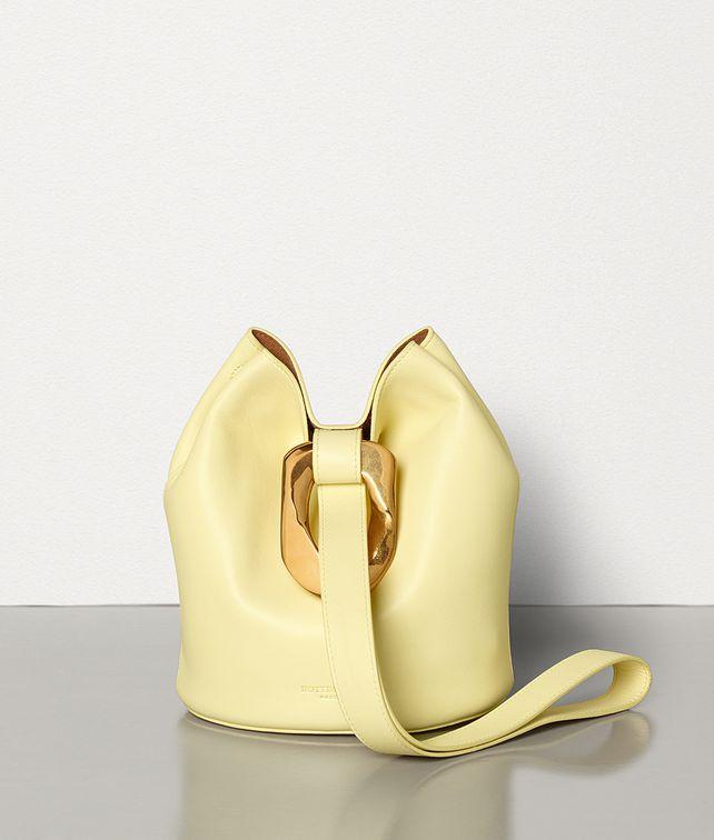 BOTTEGA VENETA DROP BAG IN NAPPA Shoulder Bag Woman fp