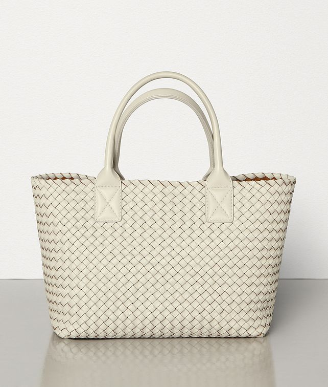 BOTTEGA VENETA SMALL CABAT IN NAPPA Tote Bag [*** pickupInStoreShipping_info ***] fp