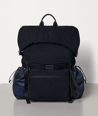 MEDIUM BACKPACK IN PAPER TOUCH NYLON