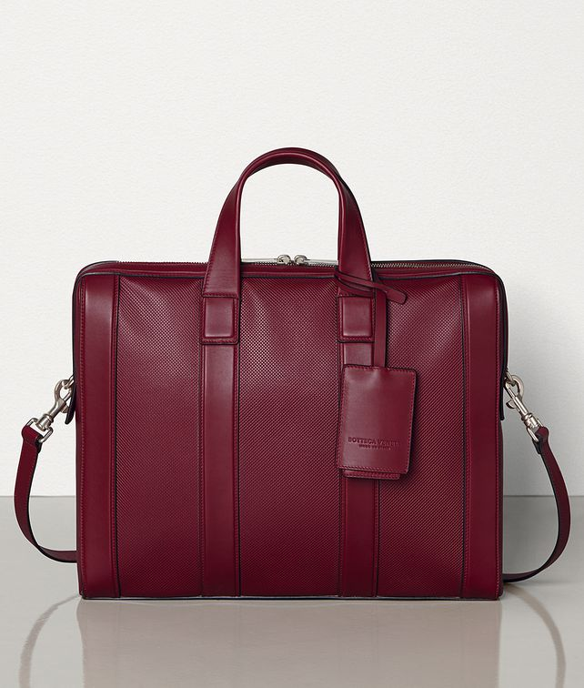 BOTTEGA VENETA BRIEFCASE IN MARCOPOLO CALF Business bag [*** pickupInStoreShippingNotGuaranteed_info ***] fp
