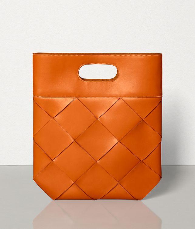 BOTTEGA VENETA SMALL SLIP TOTE IN FRENCH CALF Top Handle Bag [*** pickupInStoreShipping_info ***] fp