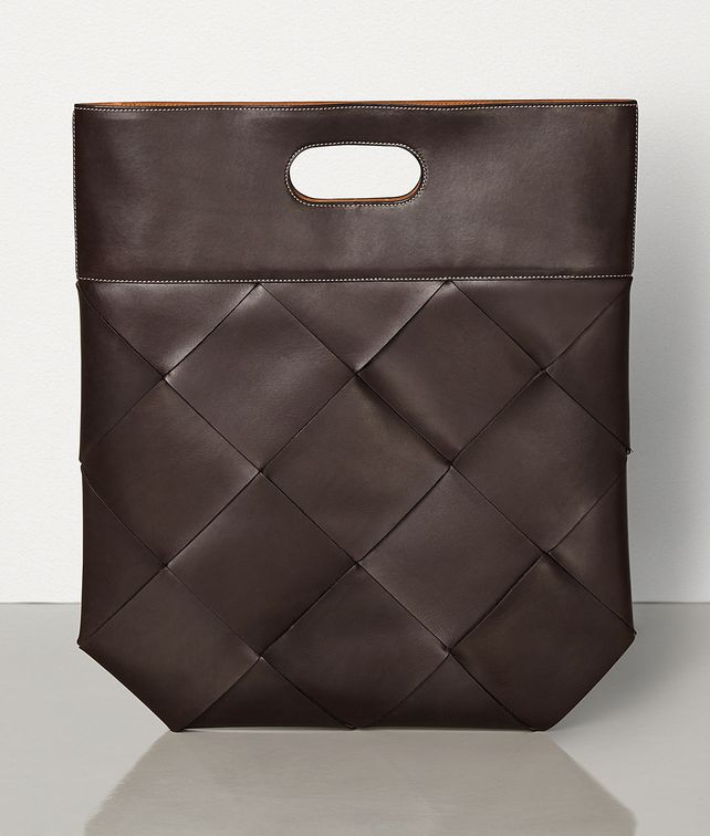 BOTTEGA VENETA MEDIUM SLIP TOTE IN FRENCH CALF Top Handle Bag [*** pickupInStoreShipping_info ***] fp