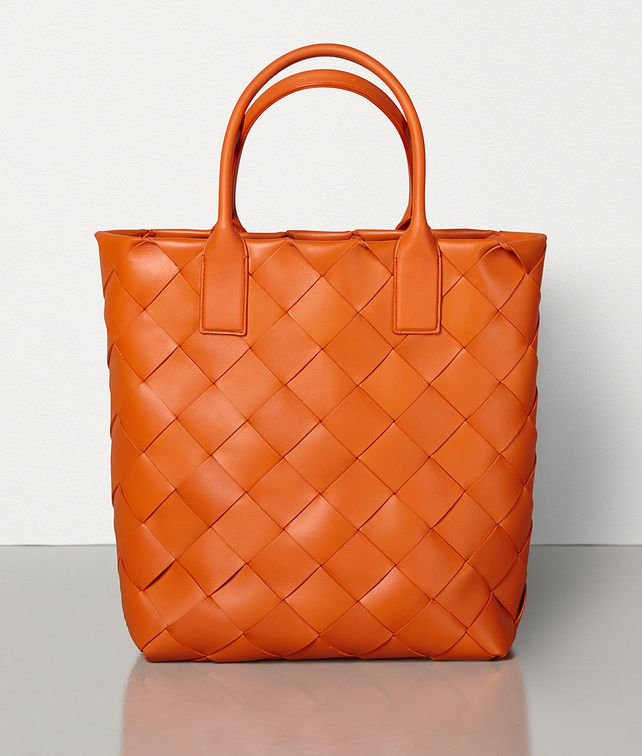 BOTTEGA VENETA MAXI CABAT 30 IN NAPPA Tote Bag Woman fp