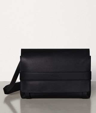MESSENGER BAG IN MARCOPOLO CALFSKIN