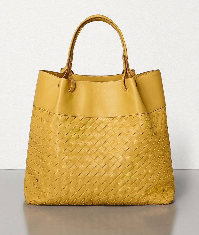 BOTTEGA VENETA QUAD TOTE IN INTRECCIO NAPPA Shoulder Bag Woman fp