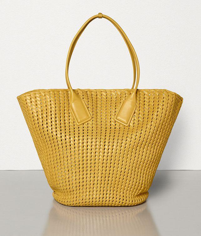BOTTEGA VENETA LARGE BASKET TOTE IN INTRECCIO RETE Tote Bag [*** pickupInStoreShipping_info ***] fp