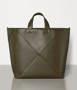 LARGE TOTE IN BUTTER CALF