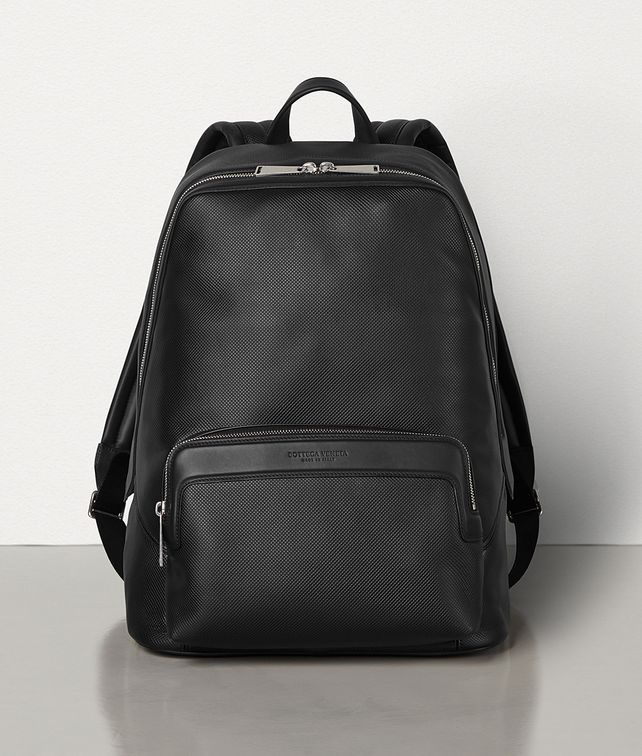 BOTTEGA VENETA MEDIUM BACKPACK IN MARCOPOLO CALF Backpack Man fp