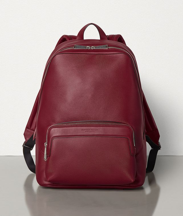 BOTTEGA VENETA MEDIUM BACKPACK IN MARCOPOLO CALFSKIN Backpack Man fp
