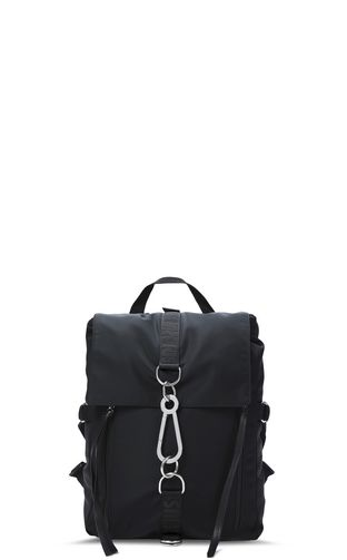 JUST CAVALLI Backpack Man Just backpack in a black palette f