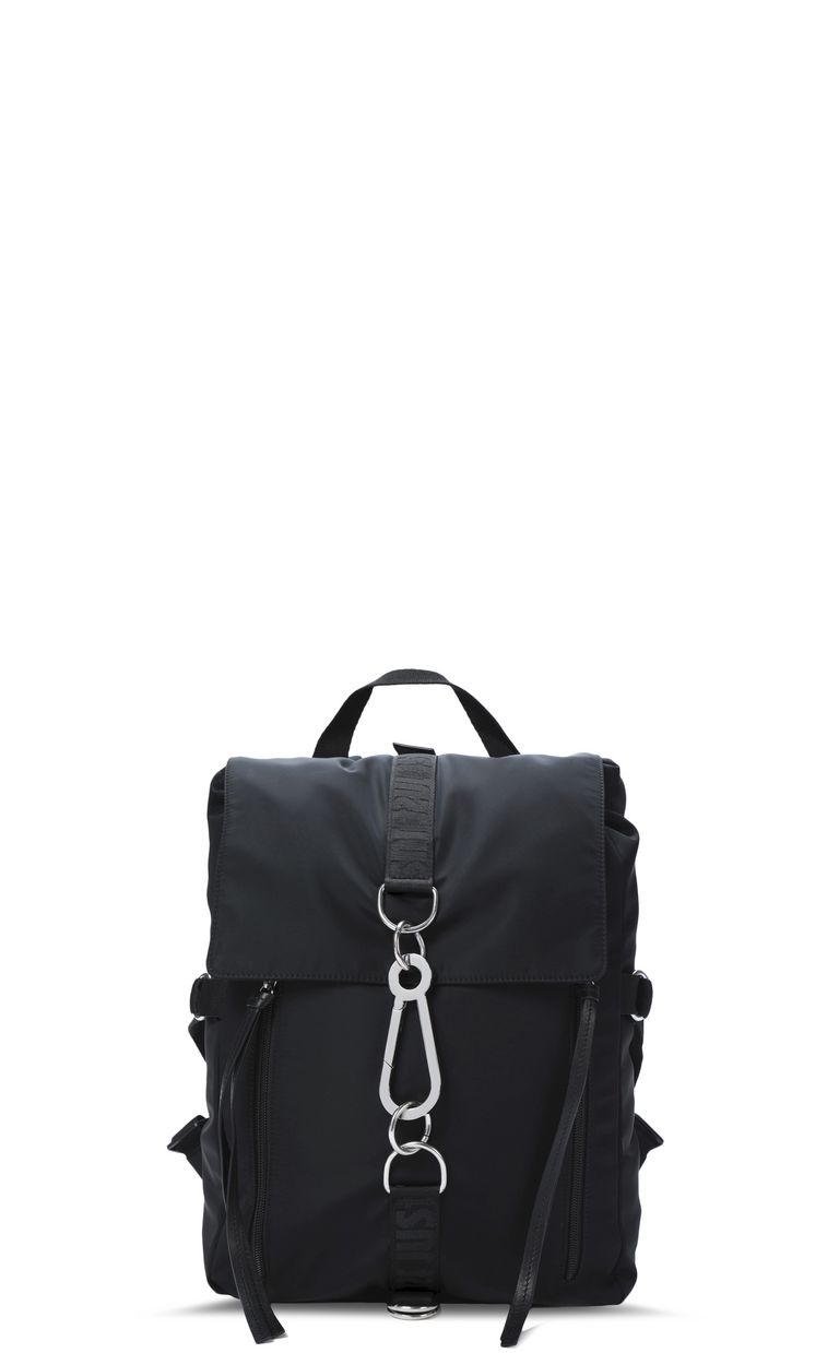 JUST CAVALLI Just backpack in a black palette Backpack Man f
