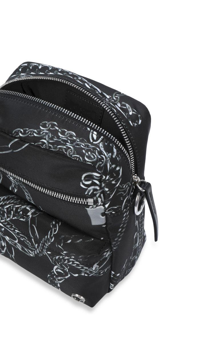 JUST CAVALLI Chains shoulder bag Crossbody Bag Man a