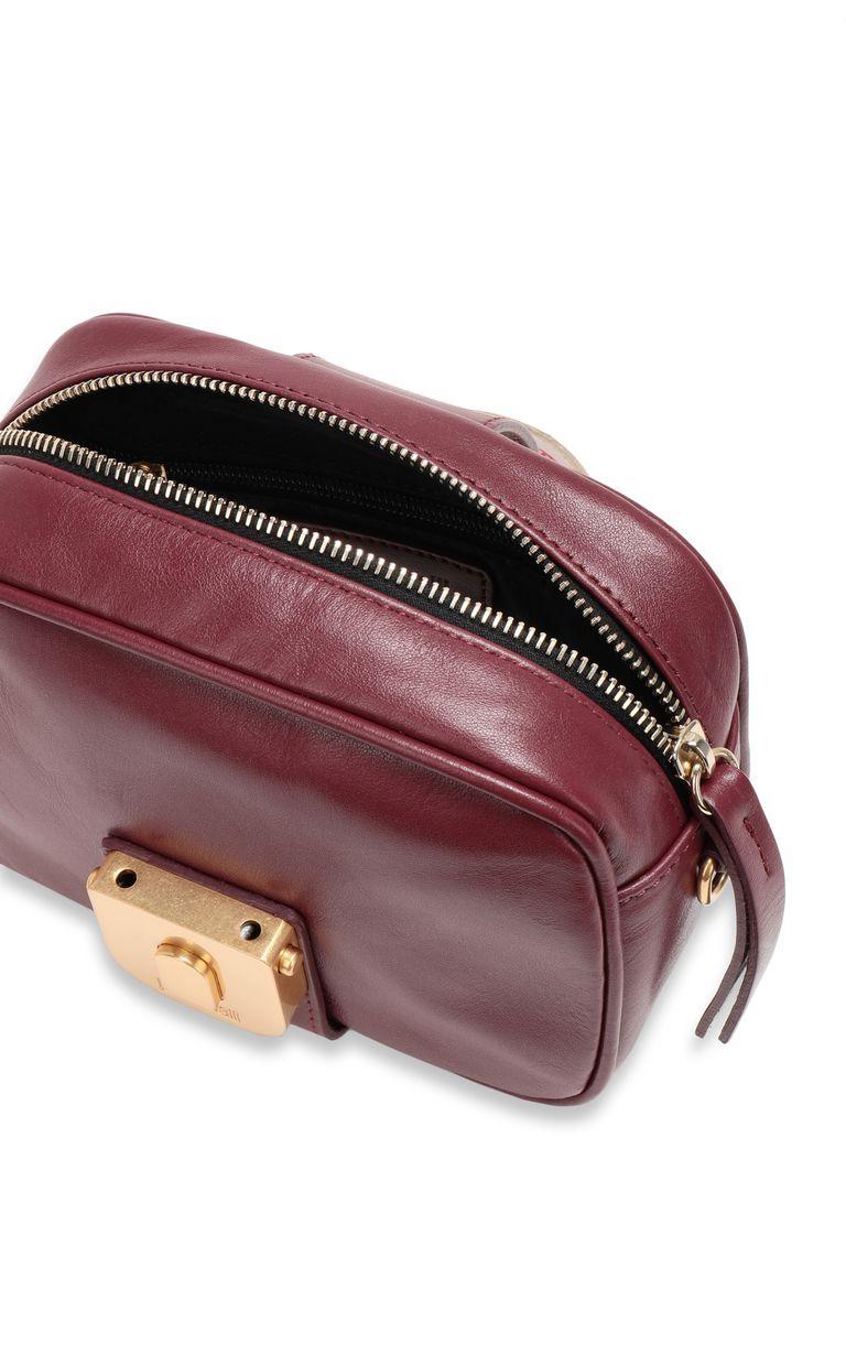 JUST CAVALLI Belt bag with padlock buckle Crossbody Bag Woman a