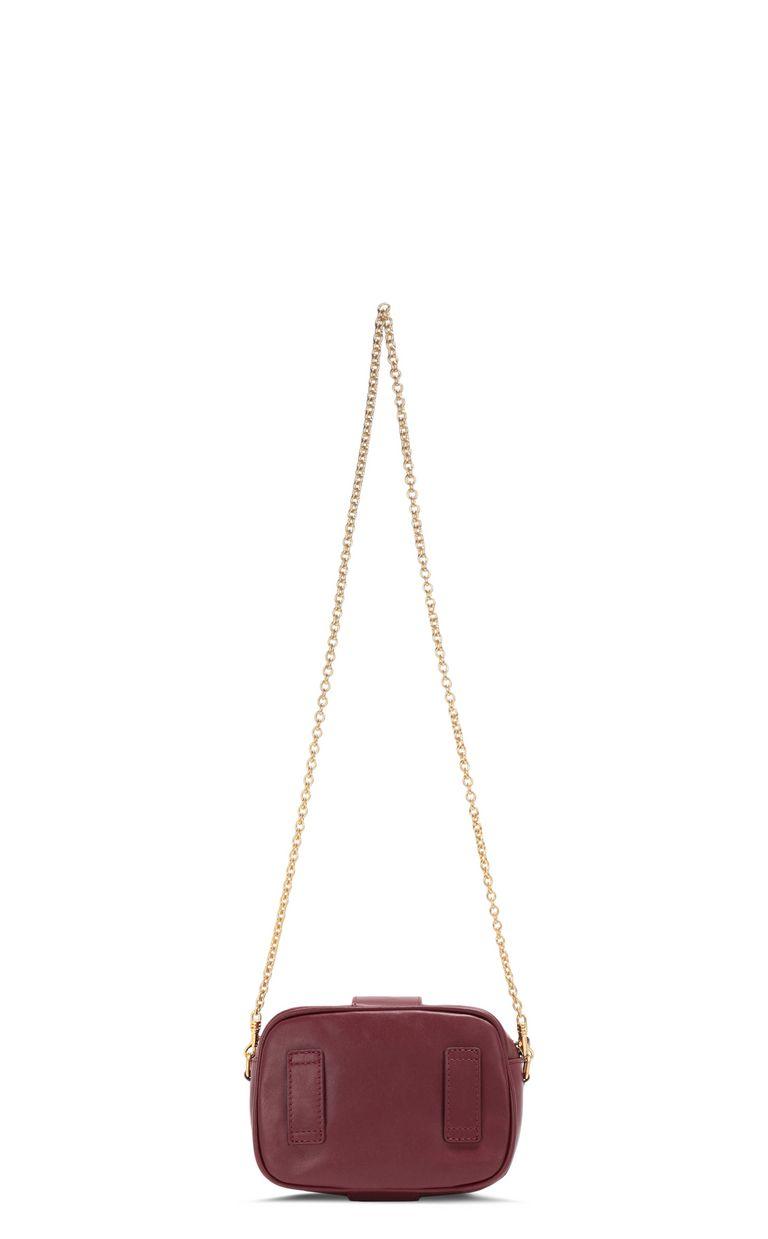 JUST CAVALLI Belt bag with padlock buckle Crossbody Bag Woman e