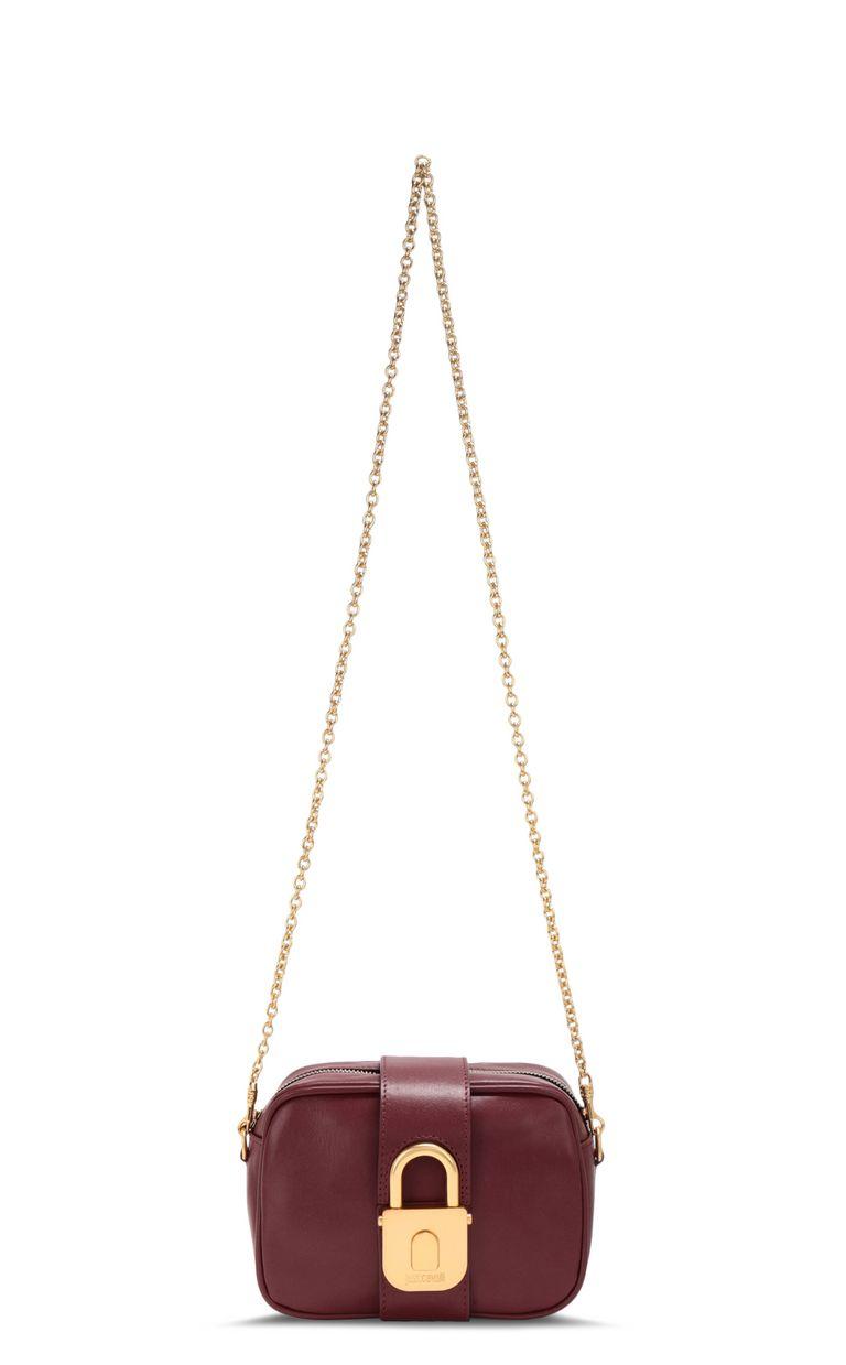 JUST CAVALLI Belt bag with padlock buckle Crossbody Bag Woman f