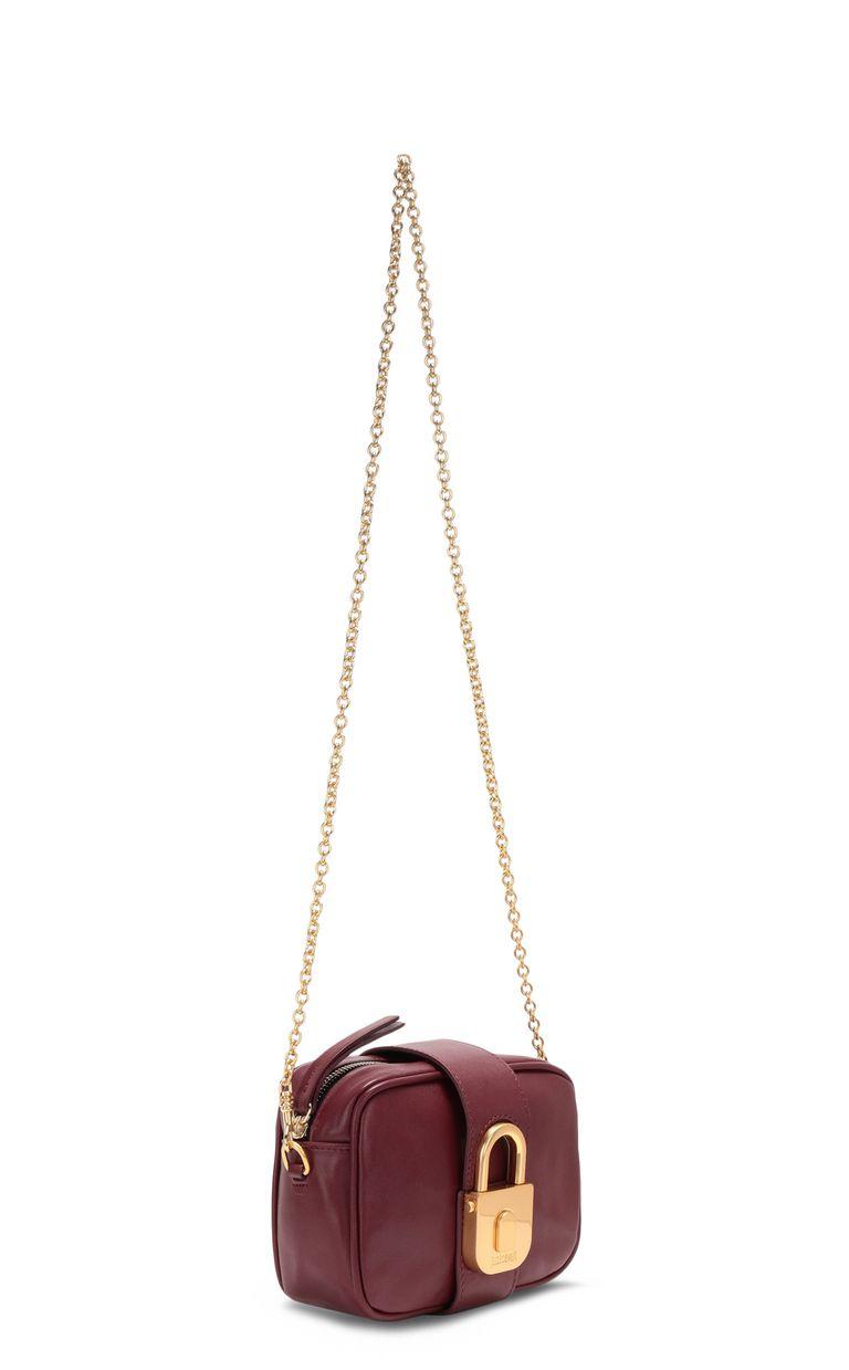 JUST CAVALLI Belt bag with padlock buckle Crossbody Bag Woman r