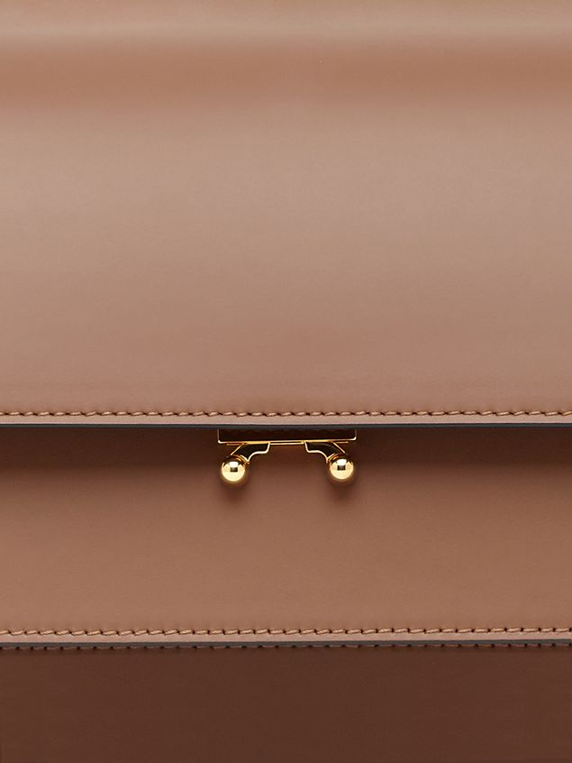 Marni TRUNK bag in calfskin Woman - 5
