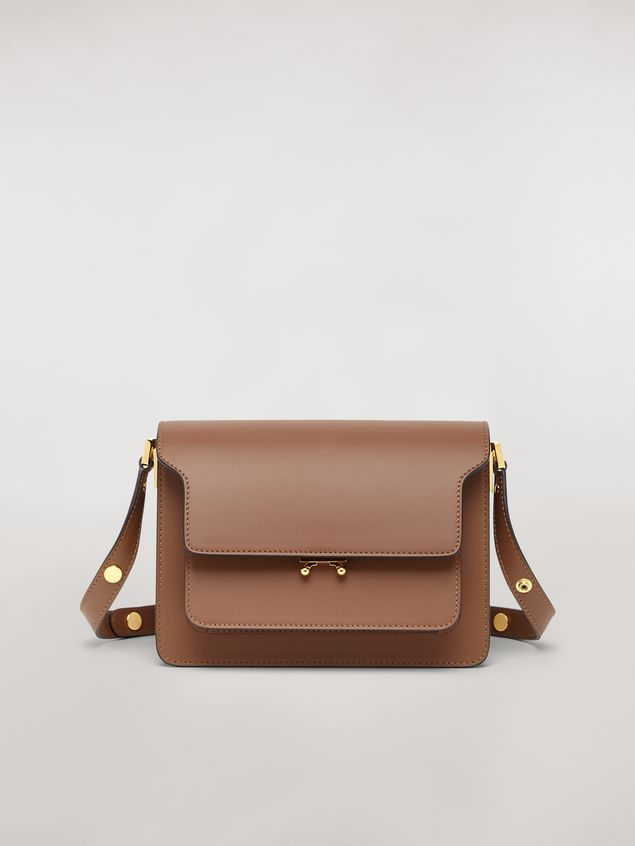 Marni TRUNK bag in calfskin Woman - 1