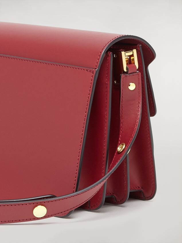 Marni TRUNK bag in calfskin Woman - 2