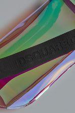 DSQUARED2 Bionic Sport Mirror Bum Bag Сумка на пояс Для Мужчин
