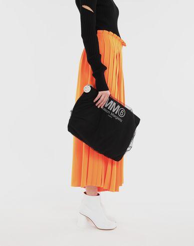 BAGS Tulle pochette Black