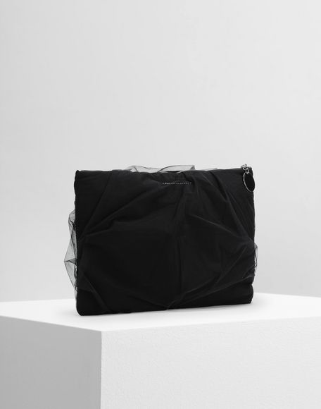 MM6 MAISON MARGIELA Tulle pochette Clutch Woman d