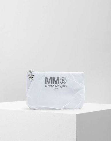 MM6 MAISON MARGIELA Tulle pochette Clutch Woman f