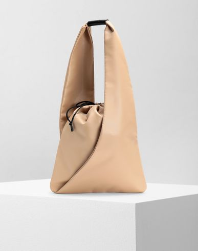 BAGS Japanese bucket bag Skin color