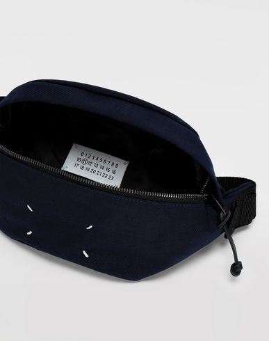 BAGS 4-stitches bumbag Blue