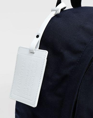 バッグ ステレオタイプ バックパック ブルー