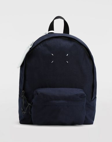 MAISON MARGIELA Canvas backpack Backpack Man f