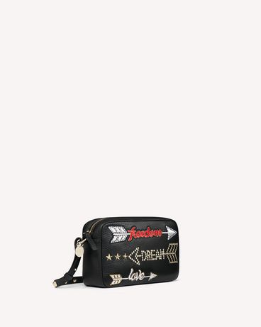 REDValentino METAL DOT CROSS BODY BAG