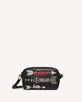 REDValentino METAL DOT CROSSBODY BAG