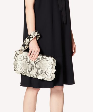 REDValentino SQ2B0B43TEB XU0 Clutches and pochettes Woman b