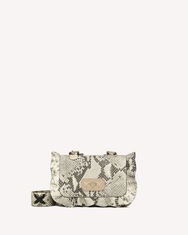 REDValentino ROCK RUFFLES CROSS BODY BAG