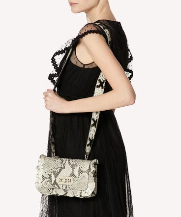 REDValentino SQ2B0B23TEB XU0 Shoulder bag Woman b