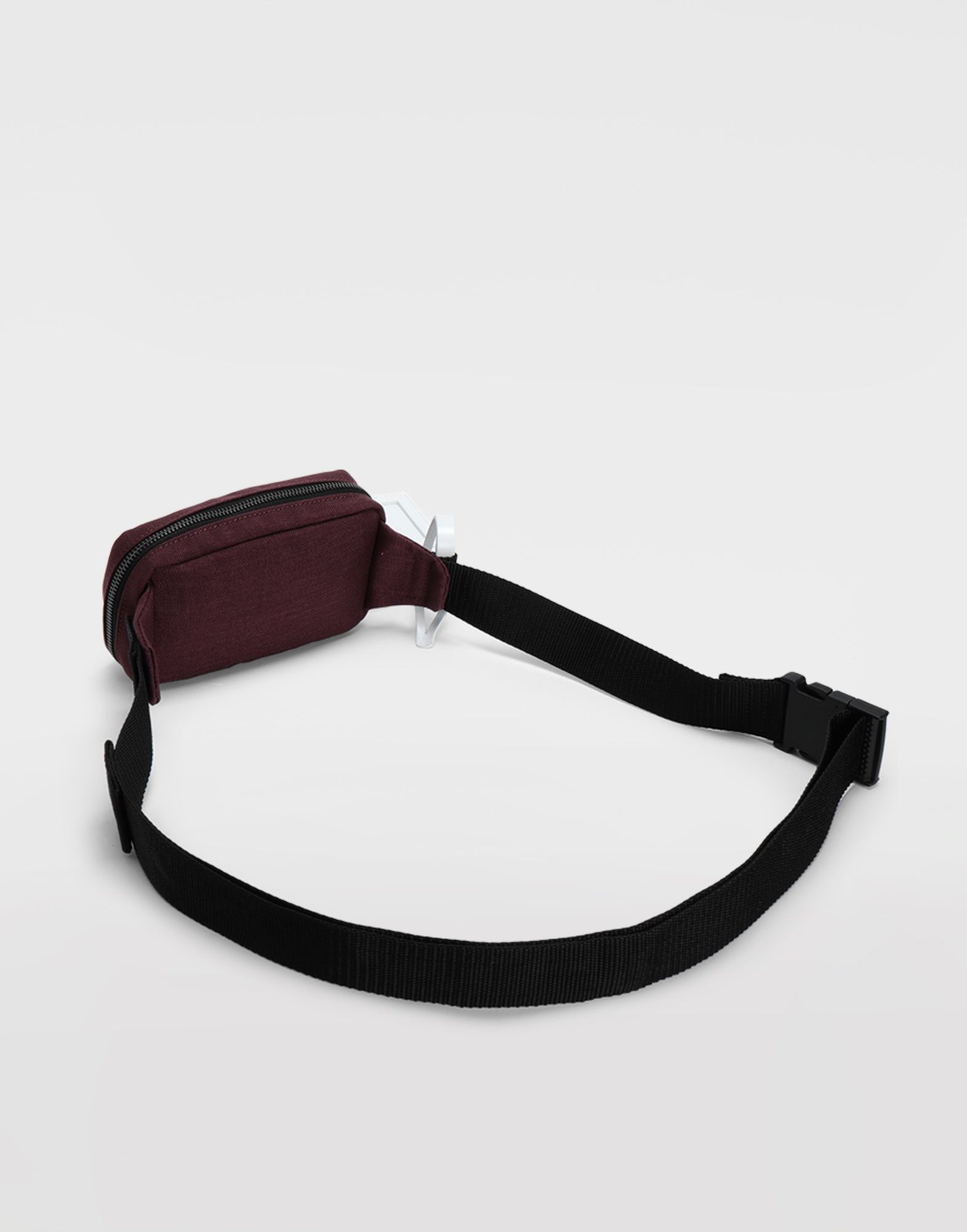 MAISON MARGIELA 4-stitches zip-around bumbag Fanny pack Man d