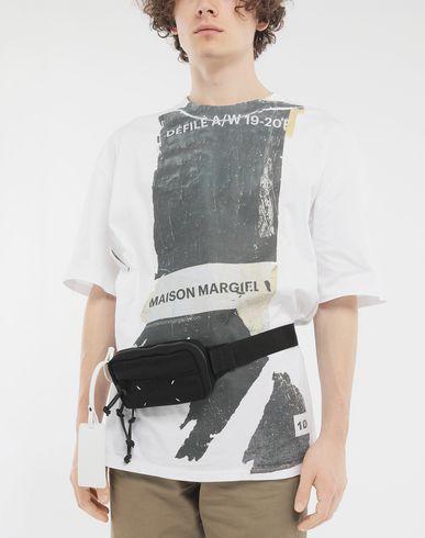 MAISON MARGIELA Fanny pack Man 4-stitches zip-around bumbag r