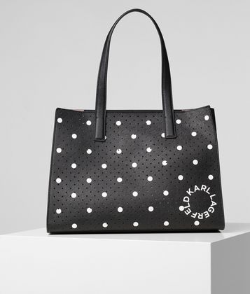 KARL LAGERFELD K/DOTS SHOPPER