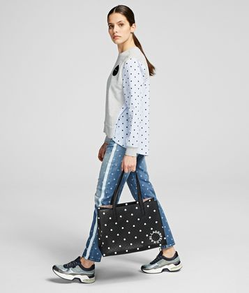 KARL LAGERFELD BOLSO SHOPPER K/DOTS