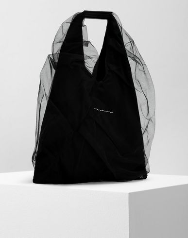 BAGS Japanese small tulle bag Black